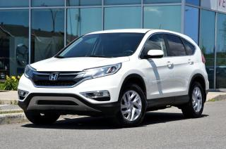 Used 2016 Honda CR-V SE AWD BLUETOOTH MAGS AWD*AC*CAMERA*SIEGES CHAUFFANTS*BLUETOOTH*CRUISE*++ for sale in Lachine, QC