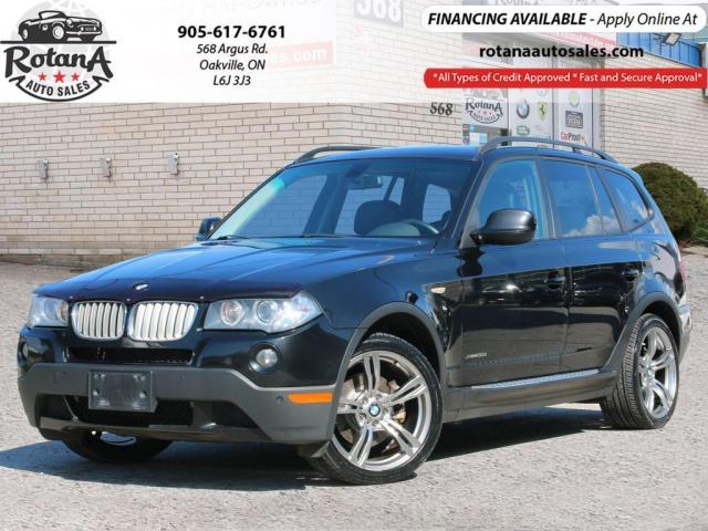 2010 BMW X3 AWD 4dr 30i-Leather_Panoramic Roof_Warranty
