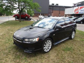 Used 2011 Mitsubishi Lancer SE ~ SUNROOF ~ BLUETOOTH ~ ALLOYS for sale in Toronto, ON