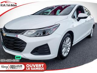 Used 2019 Chevrolet Cruze *LT*CAMÉRA*AIR*CRUISE*BLUETOOTH* for sale in Québec, QC