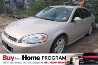 Used 2011 Chevrolet Impala LT - Remote Start, for sale in Saskatoon, SK