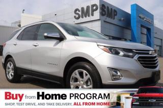 Used 2020 Chevrolet Equinox Premier - Heated Leather, Rem Start, Pwr Lift Gate, Back Up Camera for sale in Saskatoon, SK