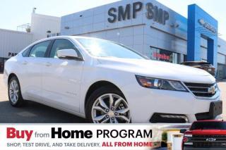 Used 2019 Chevrolet Impala LT- Leather, Sunroof, Navigation for sale in Saskatoon, SK