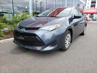 Used 2019 Toyota Corolla *CE*CAMÉRA*SIÈGES CHAUFF* for sale in Québec, QC