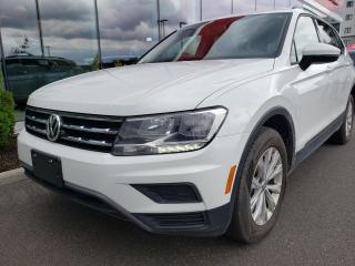 Used 2019 Volkswagen Tiguan *TRENDLINE*AWD*CAMÉRA*SIÈGES CHAUFF* for sale in Québec, QC