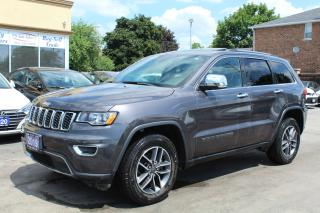 Used 2019 Jeep Grand Cherokee Limited for sale in Brampton, ON