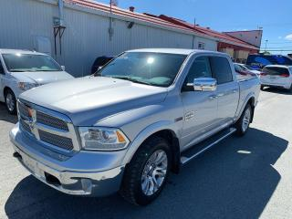Used 2016 RAM 1500 Longhorn PLAN D'OR for sale in Val-D'or, QC