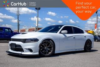 Used 2017 Dodge Charger R/T Daytona Edition Navigation Sunroof Full Speed Fwd Collision Warning Plus for sale in Bolton, ON