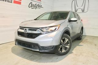 Used 2018 Honda CR-V LX AWD for sale in Blainville, QC
