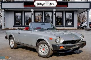 Used 1981 Fiat 124 Spider base for sale in Ancaster, ON