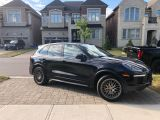 Photo of Black 2017 Porsche Cayenne