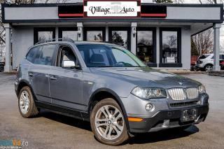 Used 2008 BMW X3 3.0Si for sale in Ancaster, ON