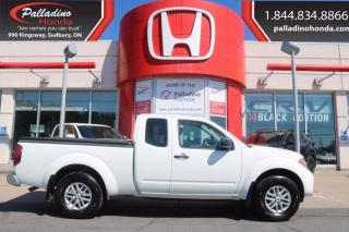 Used 2019 Nissan Frontier CERTIFIED-V6-LOW KMS for sale in Sudbury, ON