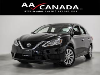 Used 2019 Nissan Sentra SV for sale in North York, ON