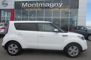 Used 2016 Kia Soul LX+ familiale 5 portes BM for sale in Montmagny, QC