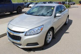 Used 2016 Chevrolet Malibu Limited LT for sale in Peace River, AB