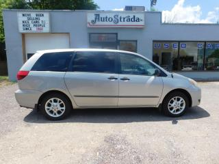 Used 2005 Toyota Sienna CE 7 PASSENGER for sale in London, ON