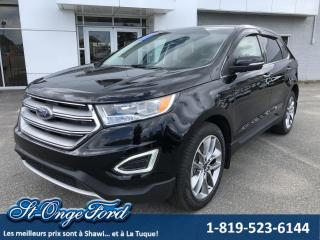 Used 2018 Ford Edge Titanium TI for sale in Shawinigan, QC