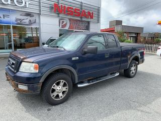Used 2004 Ford F-150 for sale in Val-d'Or, QC