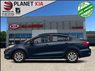 Used 2016 Kia Rio EX - Bluetooth - Heated Seats for sale in Brandon, MB
