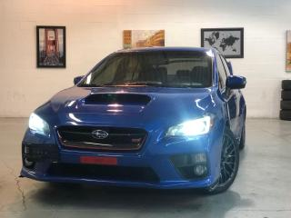 Used 2017 Subaru WRX STI STI | Sport | Rear Wing | Rear Cam | Sunroof | Nav for sale in Pickering, ON