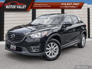 Used 2016 Mazda CX-5 GX AWD 1-OWNER CLEAN CAR! for sale in Scarborough, ON