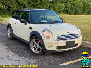 Used 2010 MINI Cooper Classic for sale in Ottawa, ON