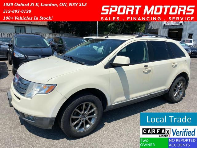 2008 Ford Edge SEL With Remote Start