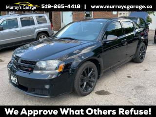 Used 2013 Dodge Avenger for sale in Guelph, ON