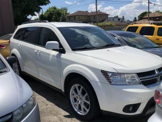 Used 2011 Dodge Journey SXT for sale in Cambridge, ON
