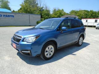 Used 2018 Subaru Forester 2.5i PREMUIM AWD for sale in Beaverton, ON