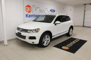 Used 2014 Volkswagen Touareg Execline 4dr AWD 4MOTION for sale in Edmonton, AB