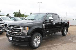 New 2020 Ford F-350 Super Duty SRW PLATINUM for sale in Edmonton, AB