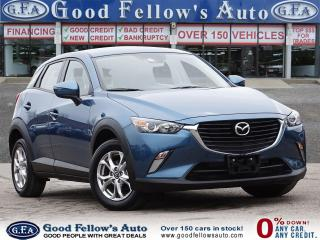 Used 2018 Mazda CX-3 GS MODEL, SKYACTIV, REARVIEW CAMERA, HEATED SEATS for sale in Toronto, ON