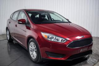 Used 2017 Ford Focus SE HATCH A/C MAGS CAMERA DE RECUL for sale in St-Hubert, QC