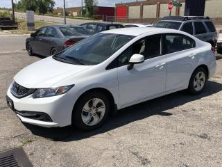 Used 2013 Honda Civic LX for sale in Cambridge, ON