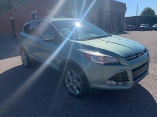 Used 2013 Ford Escape SEL | Touch Screen Navigation | Bluetooth for sale in Harriston, ON