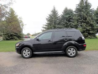 Used 2012 Mitsubishi Outlander SE 4WD for sale in Thornton, ON