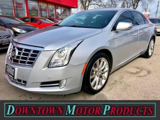 Used 2013 Cadillac XTS Luxury Collection for sale in London, ON