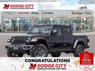 New 2020 Jeep Gladiator Rubicon for sale in Saskatoon, SK