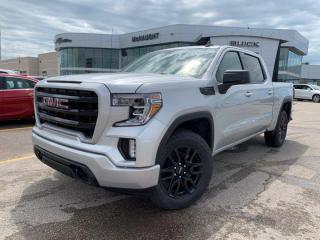 New 2020 GMC Sierra 1500 ELEVATION for sale in Winnipeg, MB