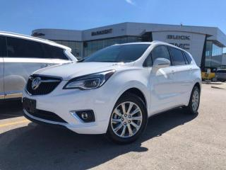 New 2020 Buick Envision Essence for sale in Winnipeg, MB