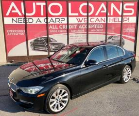 Used 2014 BMW 3 Series 328d XDRIVE-ALL CREDIT ACCEPTED for sale in Scarborough, ON