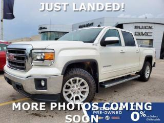 Used 2014 GMC Sierra 1500 SLE 4x4 Crew Cab | Remote Start | Dual Climate for sale in Winnipeg, MB