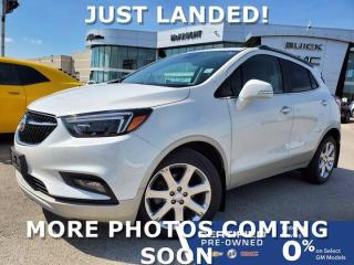 Used 2017 Buick Encore Essence | Heated Seats | Heated Steering Wheel for sale in Winnipeg, MB