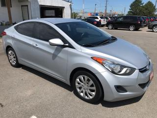 Used 2012 Hyundai Elantra GL ** BLUETOOTH , CRUISE , HTD SEATS ** for sale in St Catharines, ON