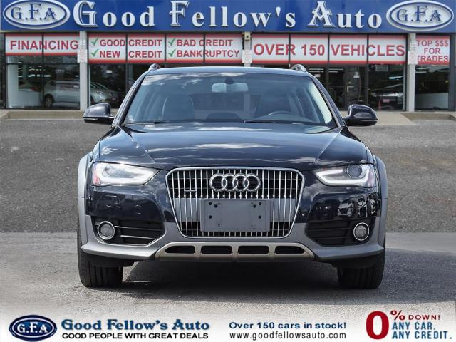 2014 Audi Allroad PROGRESSIV, ALL ROAD, AWD, PANROOF, LEATHER SEATS
