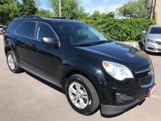 Used 2014 Chevrolet Equinox LT ** BACKUP CAM, AUTOSTART , HTD SEATS ** for sale in St Catharines, ON