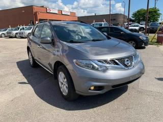 Used 2013 Nissan Murano SL for sale in Toronto, ON