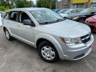 Used 2010 Dodge Journey SE/ 4 CYL/ PWR GROUP/ COLD AC/ AUX INPUT & MORE! for sale in Scarborough, ON